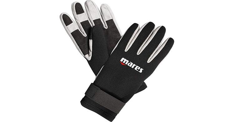 Mares Pure Instinct Amara Five Finger 2mm Diving Gloves