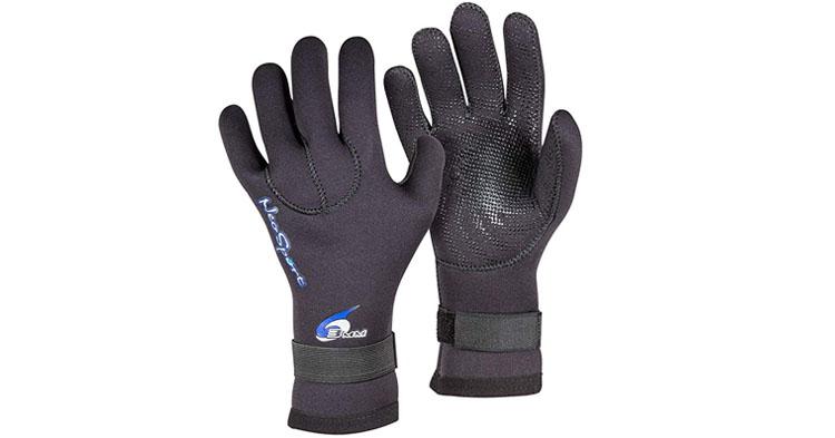 Neo Sport Premium Neoprene Five Finger Wetsuit Gloves