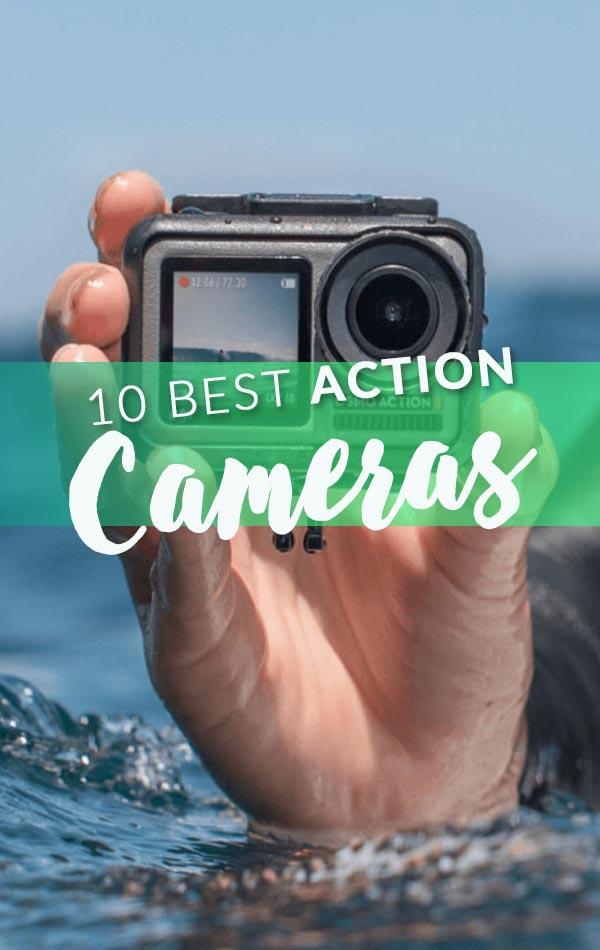 10 Best Action Cameras Side Banner - Final