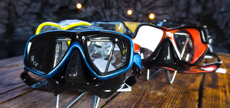 How to Fit a Scuba Mask