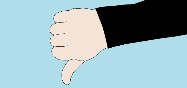 Scuba Hand Signals Descend