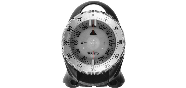 Suunto SK8 Add-On Compass For Cobra, Vyper