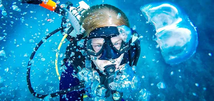 Using GoPro for Underwater Video