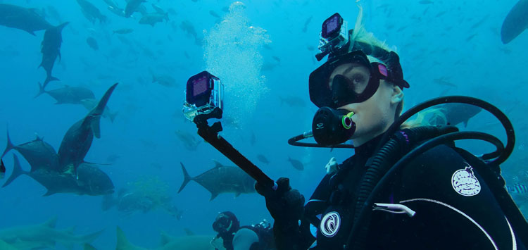 Why Use a GoPro When Scuba Diving?
