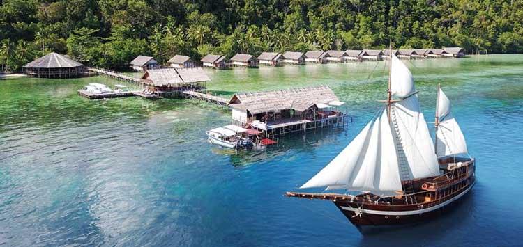 Coralia Raja Ampat Liveaboard Indonesia