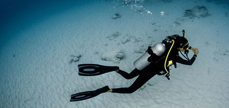 Experiencing Dive Buddy Separation