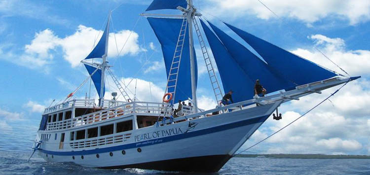 Pearl of Papua, Indonesia Liveaboard Diving