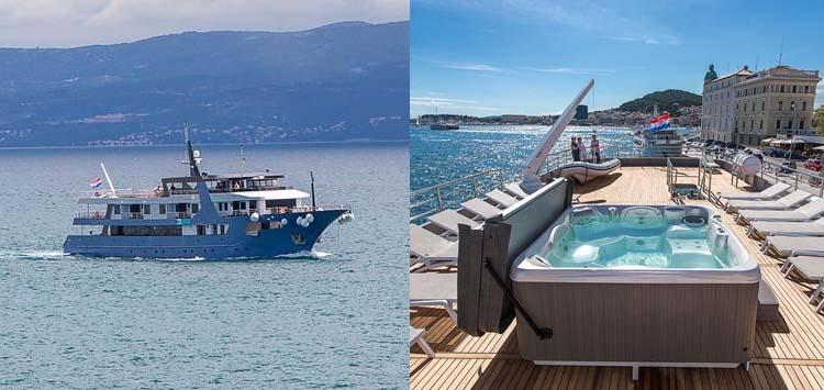 Ave Maria Cruise Ship, Croatia Liveaboard