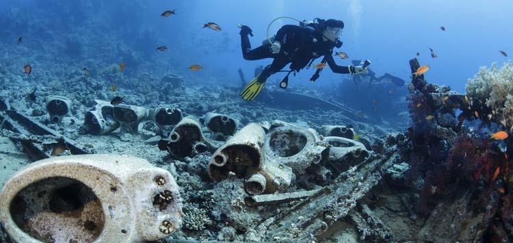 Diving Conditions at Yolanda Wreck