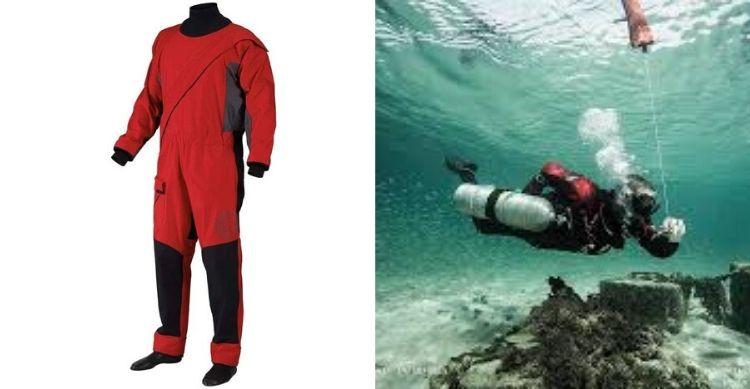 Gill Men's Waterproof Breathable Pro Drysuit