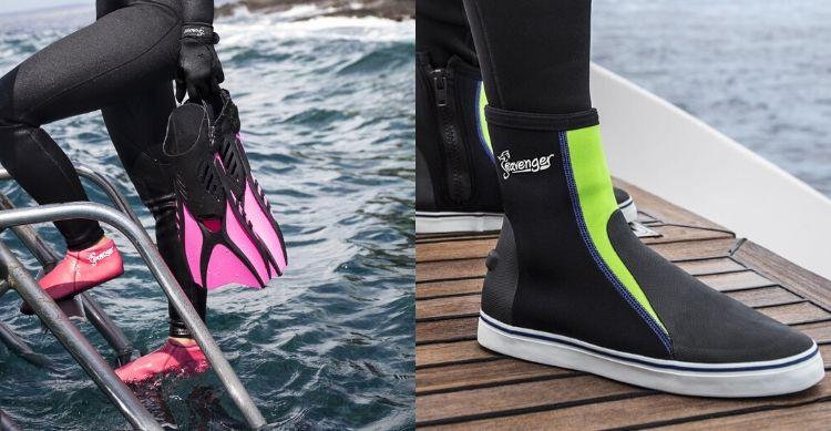 Socks vs Boots