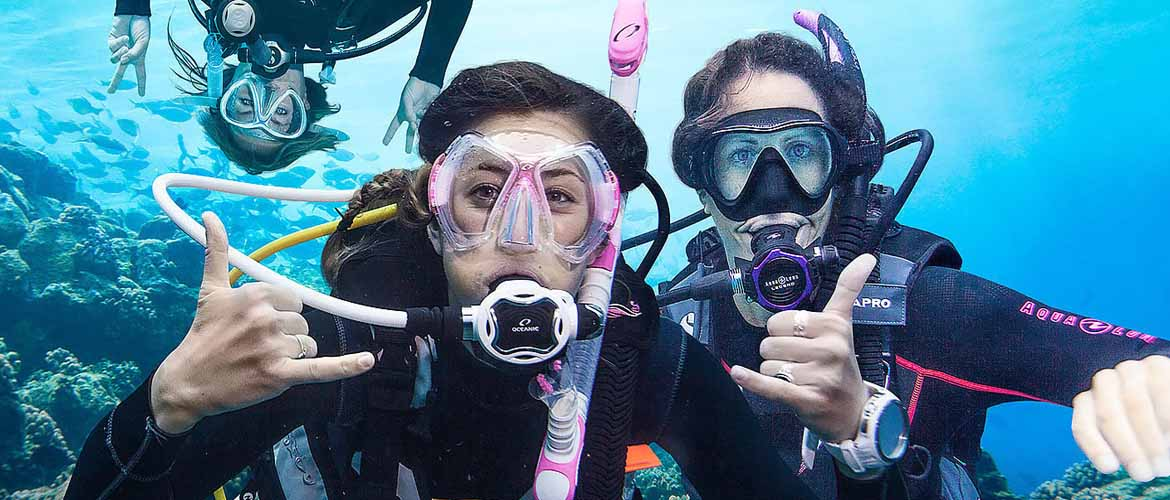 Liveabord Diving Offers a Very Social Experience